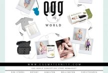 The Maternity Concierge  / From helping you find the perfect maternity dress to the perfect breastfeeding top EGG have created the Maternity Concierge to create a magical pregnancy and beyond.  WWW.eggmaternity.com