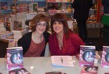 Presentación de la novela Tiéntame de Elena Montagud / Presentación de la #novela #Tiéntame de #Elena #Montagud en #Casa del #Libro #Alicante el 7 de febrero de 2015