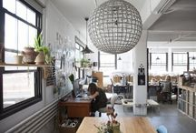 Office Cool / Work spaces that inspire