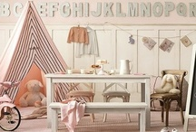 Children's Rooms {Girls} / by Blair Mott [The Breakfast Club]