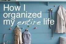 Organizing / Organize ALL OF THE THINGS. In ALL OF THE ROOMS.
