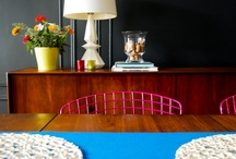 Dining Room Board / by Jill Harrison