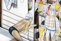 藝 -  Illustration/Sketch Book / by AutumnYu Chim
