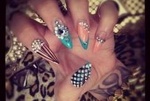 NiftyNails. / by Tiffany Parsons