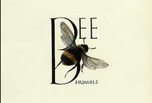 """The Royal BEE / A Collection of """"BEES"""" and """"B's"""" / by RedSeaCoral"""