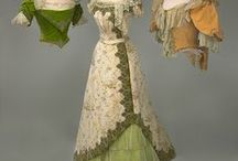 Fashion: 19th cent Women / Regency and Victorian