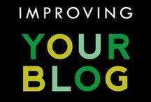 Blogging tips / by Miss Frangipani