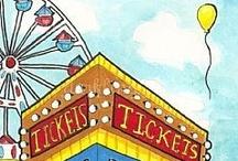Circus ENTRANCES/ADMITTANCES