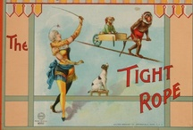 Circus TIGHT ROPE/HIGH WIRE