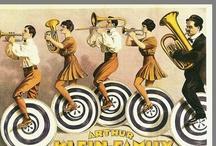 Circus CYCLISTS