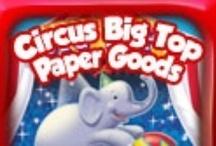 Circus PAPER