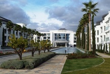 Conrad Algarve Experience / From 5-8 December, we visited the Conrad Algarve luxury resort in the central Algarve region of Portugal.  This album is filled with images of the superb hotel an amenities.  We can't wait to visit again!