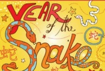 Chinese New Year/Snake