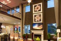 2 story window treatments