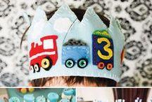 Birthday Party ideas / by Miss Frangipani