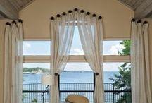 Transom window Treatments