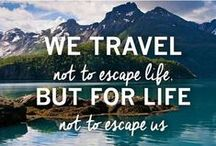 Travel, Trips & Expeditions / by Becky Karsten