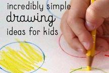Art for Kids / by Miss Frangipani