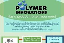 Catalogues & FAQ's / Want more information on our products? Take a look at our frequently asked questions pages & catalogues. Want to purchase? Head over to our website now - https://www.polymerinnovations.com.au/