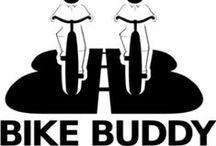 Bike Buddy / O Bike Buddy (BB) é um projecto de mentorado de utilização da bicicleta desenvolvido pela MUBi – Associação pela Mobilidade Urbana em Bicicleta -, que consiste no aconselhamento e acompanhamento de novos utilizadores de bicicleta nas suas primeiras deslocações em contexto urbano. http://bikebuddy.mubi.pt