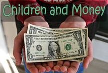 Kids & Money / Teaching kids the basics of money-management and responsibilities.