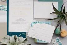 Dahlia Press Invitations / Wedding Invitations by Dahlia Press