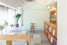 spaces / studio space ideas