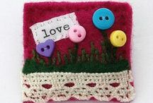 Hearts - Valentine's Day / All about hearts.  Hearts bring warmth; they fill a home with love.