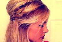 Pretty Hair / by Jennifer Faia