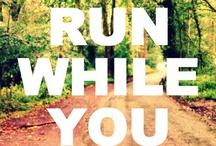 Run / by Sheena Ballew