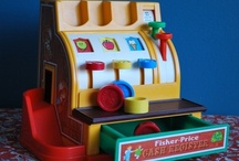 back in the day..... / Toys and such.  / by Jill Kirby-Kip
