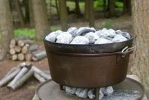 Recipes / by Outdoor Cooking