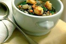 soups and salads  / by C. Boston