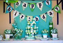 Birthday Boy! / Birthday boy ideas