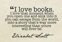 Books / by Tiffany Rausch