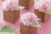 Gifts & Pretty Packaging / by Jennifer Faia