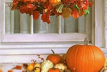 Fall/Halloween / by Jill Kirby-Kip