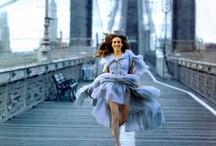 Little Miss Carrie Bradshaw / by Martina Kocijan