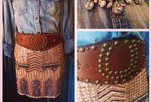 Fashion: Cowgirl style / by Tiffany Rausch