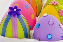 Easter / It's an eggceptional good time! Easter crafts, activities, desserts, decor and more!