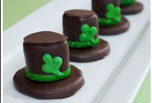 St. Patrick's Day / St. Patrick's Day is about more than green beer! (What?!) Crafts, projects, dessert, clothes and fun activities for your family abound.