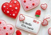 Valentine's Day Cakes & Bakes
