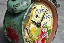 Time  / by Carol Mayne