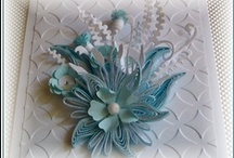 Paper quilling / by Linda