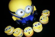 Birthday Despicable Me Party Ideas / Minions. Despicable me. Party ideas  / by Laura Vasquez