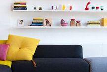[Huis // woonkamer] / by Rien de Mey