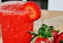 Drinks: Healthy / by Tiffany Rausch