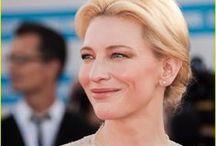cate blanchett ❤️ / Catherine Elise Blanchett (Melbourne, 14 de maio de 1969), é uma premiada atriz e diretora teatral australiana.