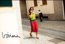 viviana volpicella ❤️ / Stylist e editora de moda, consultora de moda e diretora de moda da LaDoubleJ.com.