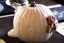 Autumn / Fall, Halloween  / by Carol Mayne